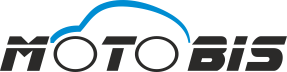 Logo MOTOBIS - czarne litery MOTOBIS